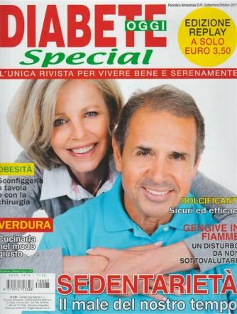 Diabete Oggi Special - Bimestrale n. 7 Settembre 2017 - Ristampa