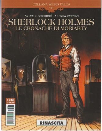 """Cosmo Serie Marrone - Sherlock Holmes....Le Cronache di Moriarty """"Rinascita"""""""