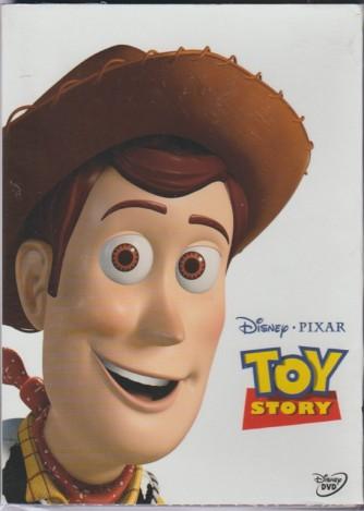 "DVD - Toy Story ""Disney . PIXAR"" - Regista: John Lasseter"
