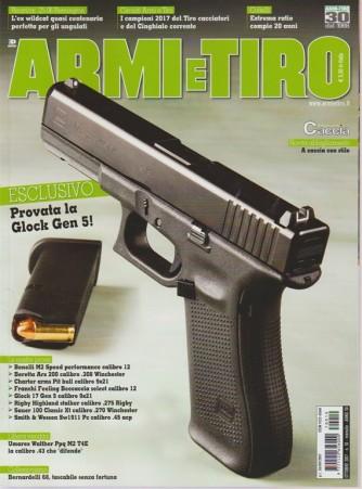 Armi e Tiro - mensile n. 10 ottobre 2017 - Provata la Glock Gen 5!