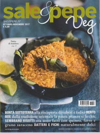 Sale & Pepe VEG - supplemento Ottobre 2017 - Dolce di moniaca