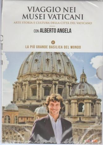 7° DVD Viaggio nei Musei Vaticani - La più grande basilica del mondo