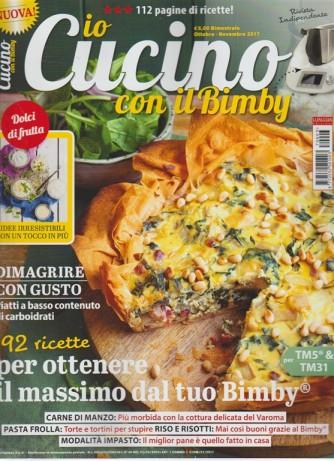 Io Cucino con il Bimby - bimestrale n. 3 Ottobre 2017 - 112 pagine di ricette