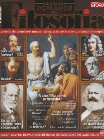 Le grandi domande della Filosofia - Bimestrale n. 4 Ottobre 2017