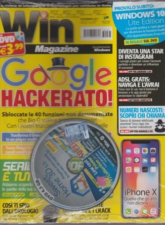 Win Magazine - mensile n. 237 Novembre 2017 - Versione Plus