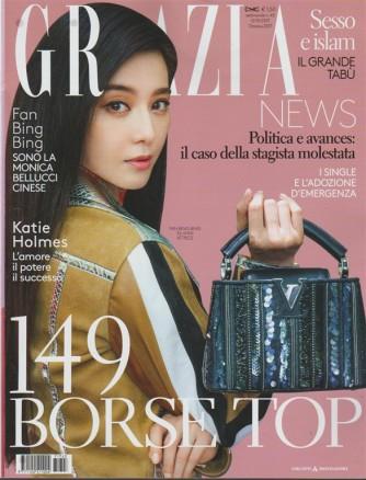 Grazia - settimanale n. 43 - 12 Ottobre 2017 - Fan Bing Bing 36 anni attrice