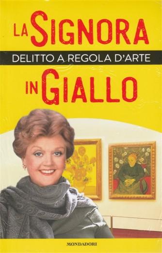Delitto regola d'arte (la signora in giallo ) di Jessica Fletcher  by Mondadori
