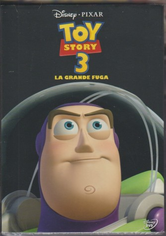 """DVD - Toy Story 3 """"la grande fuga"""" - Disney Pixar Animation - Lee Unkrich (Regista)"""
