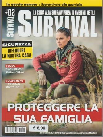 Survival - bimestrale n. 2 Luglio 2017 - Sopravvivere alla guerriglia