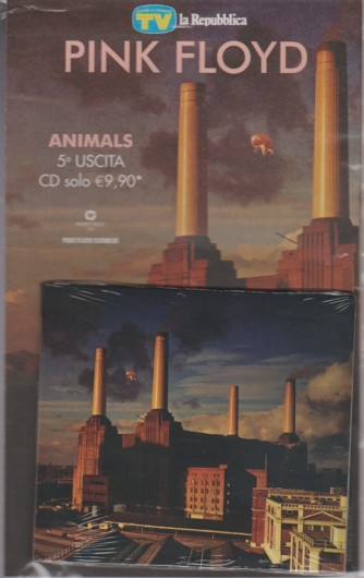 "5°CD Pink Floyd ""Animals"" - by sorrisi e canzoni TV"
