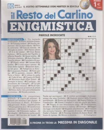Enigmistica by Il Resto del Carlino - settimanale n. 80 - 23 Ottobre 2017