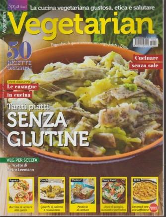 Vegetarian - bimestrale n. 13 Novembre 2017 - Cucinare senza sale