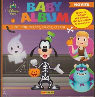 Disney Baby Album - bimestrale n. 3 Ottobre 2017