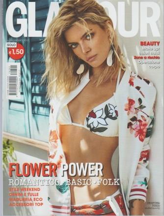 Glamour - mensile Pocket n. 301 - Luglio 2017 Cristina Tosio modella e DJ