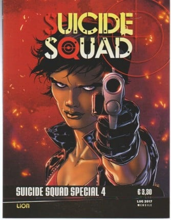 DC Black & White Special 04:Suicide Squad Movie 4 – SUICIDE SQUAD 2