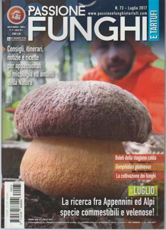 Passione Funghi e Tartufi - mensile n. 73 Luglio 2017 - Gomphidius glutinosus