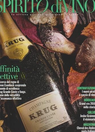 Spirito di Vino - bimestrale n. 82 Ottobre 2017 - Affinità elettive