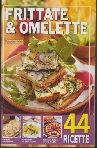 Pocket FRITTATE & OMELETTE - 44 Ricette RIEDIZIONE