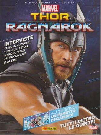 Marvel Adventures - Thor Ragnarok Movie - il magazine ufficiale del FILM