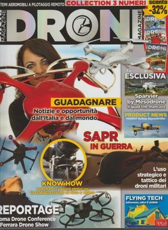 Collection (3 numeri) Droni Magazine - RIEDIZIONE