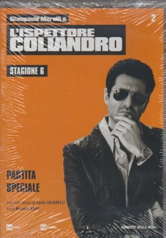 2° DVD l'Ispettore Coliandro Stagione 6 - Partita speciale
