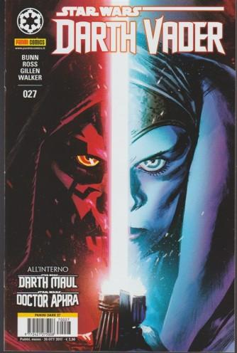 Darth Vader   27 - Darth Maul e Doctor Aphra 4 - Panini Dark   27