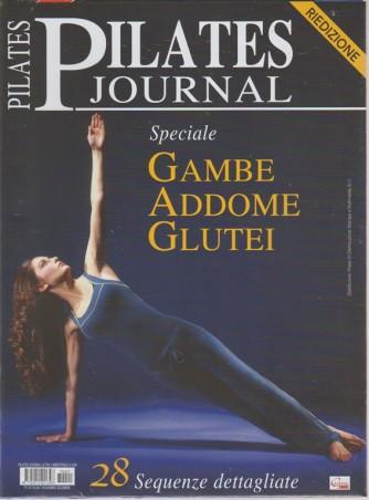 Pilates Journal - Speciale Gambe, Addome, Glutei - RIEDIZIONE