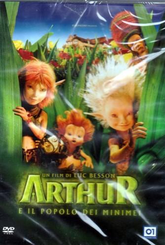 DVD  Arthur e il popolo dei Minimei - Regista: Luc Besson
