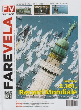 Fare Vela - Bimestrale n. 327 Novembre 2017 Barcolana
