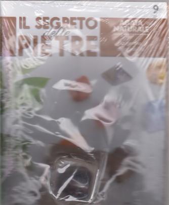 Il Segreto Delle Pietre - n. 9 - agata naturale - La gemma della stabilità - 27/11/2018 - settimanale