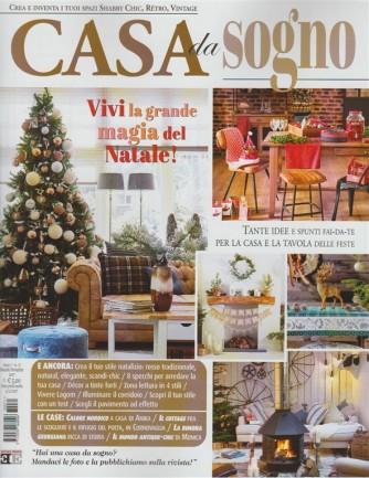 Casa da Sogno - mensile n. 71 Novembre 2017 Vivi la grande magia del Natale