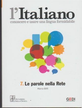 """L'italiano-Conoscere - Le Parole Nella Rete """"Marco Biffi"""""""