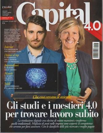 Capital 4.0 - mensile n. 447-448 - Settembre / Ottobre 2017  Antonio Giarrusso
