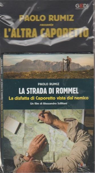 Paolo Rumiz racconta La Strada di Rommel - Un Film di Alessandro Scillitani