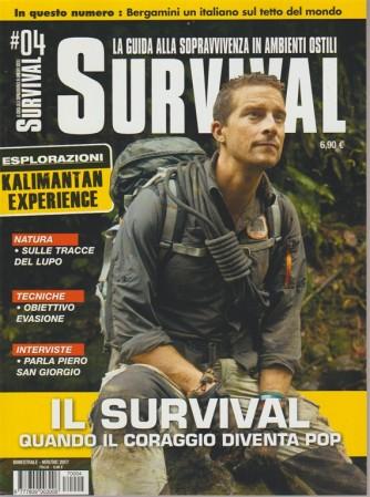 Survival - bimestrale n. 4 - Novembre 2017 - Esplorazioni: Kalimantan Experience