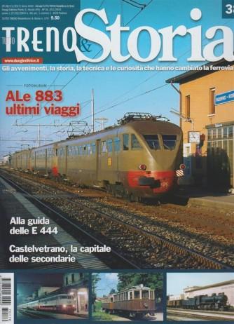 TuttoTreno & Storia - Bimestrale n. 38 (170) Novembre 2017 alla guida delle E444