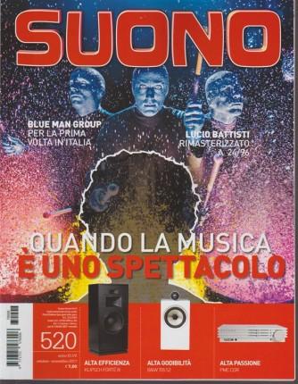 Suono - mensile n. 8 (520) - Ottobre 2017 - Quando la musica è uno spettacolo