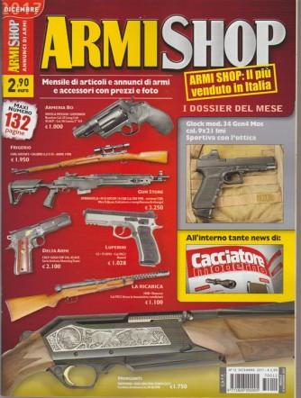 Armi Shop - mensile n. 12 Dicembre 2017 - Annunci di Armi