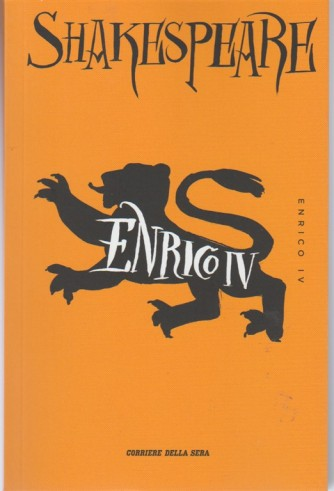 William Shakespeare - ENRICO IV - Testo inglese a fronte