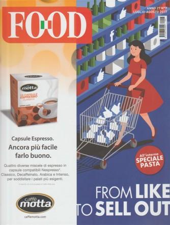 FOOD - mensile n. 7 Luglio 2017 - Speciale pasta