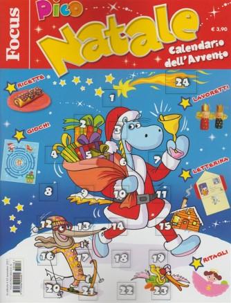 """Focus Pico Gioca - semestrale n. 16 Natale """"calendario dell'Avvento"""""""