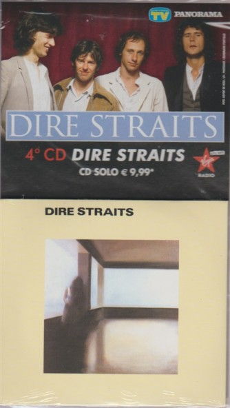 4° CD - Dire Straits: Dire Straits by Sorrisi e Canzoni TV