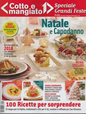 Cotto e Mangiato Speciale Grandi Feste - Novembre 2017 Natale e Capodanno