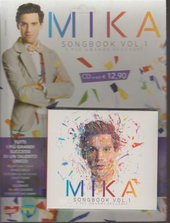 CD - Mika: Songbook vol.1 - I più grandi successi by Sorrisi e canzoni TV
