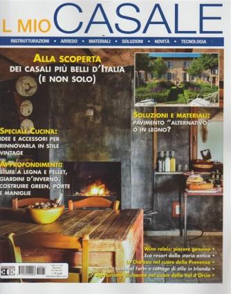 Il mio Casale - bimestrale n. 61 Novembre 2017 - i Casali più belli d'Italia