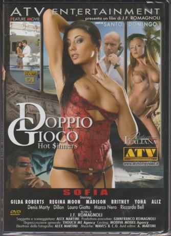 """DVD XXX - Doppio Gioco """"Hot $inners"""" - un film sdi J.F. Romagnoli"""