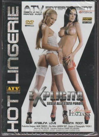 DVD XXX - EXPLICITA sesso allo stato puro!!! - un film di Franco Avon