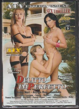 DVD XXX - Delitto imperfetto - un film di Francesco Fanelli con Erika Neri