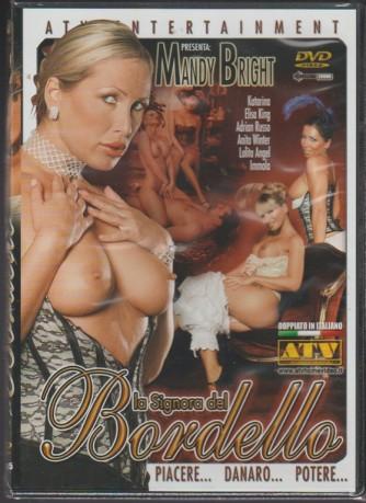 """DVD XXX-La signora del Bordello""""Piacere...Danaro...Potere...""""doppiato in Italiano"""