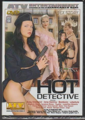 DVD XXX - HOT Detective - un film di Giancarlo Bini - produzione italiana